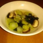 通年スープ:ブロッコリー